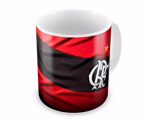 Caneca de Porcelana - Flamengo