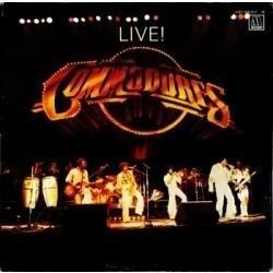 Cd Commodores Live Original