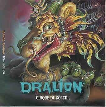Cd Cirque Du Soleil Dralion  (importado) Original