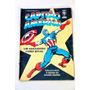 Capitão América Nº 117 Abril 1989 Formatinho Raro!!!