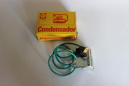 Condensador Chevette, Hatch, Marajó 1.4 76/80, 1.6 82/87 Original