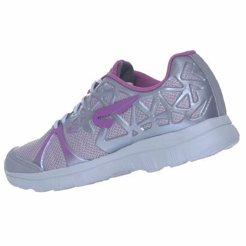 16fae255569 Comprar Tênis Rainha Udaka Fix Fit Caminhada Corrida Feminino Macio -  Apenas R  99