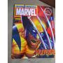 Coleção De Miniaturas Marvel. Wolverine. Não Tem O Boneco