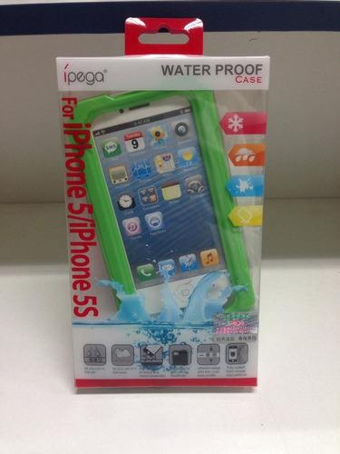 Case Capa iPhone 5 / 5s Ipega Prova D Água Estanque Original