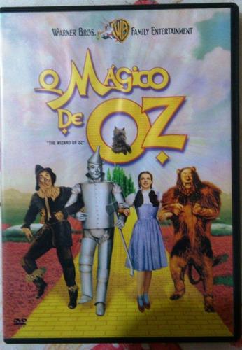 Dvd - O Mágico De Oz Original