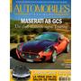 Automobiles Classiques N°179 Maserati A8 Gcs Porsche 911 4s