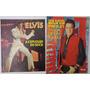 Elvis Presley Revista Ilusão Lote De 2 Encartes Especiais