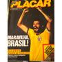 Revista Placar Copa Do Mundo 1982 Brasil América Rj Campeão