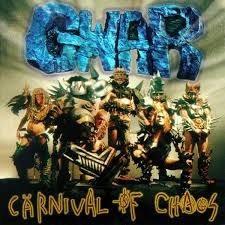 Cd Gwar Carnival Of Chaos Original