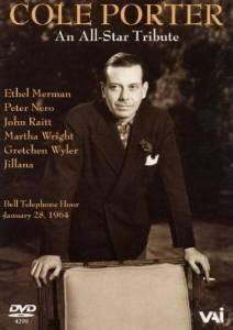 Dvd Cole Porter - An All-star Tribute (bell Telephone Hour J Original