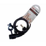 Cadeado Espiral Maxtrava 6x1500mm Com Chaves