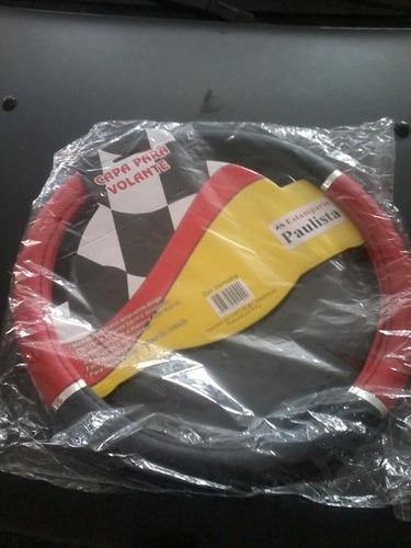 Capa Volante Vermelha Universal Original