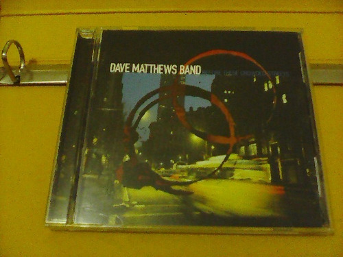 Dave Matthews Band - Before These Crowded Streets - Cd Original