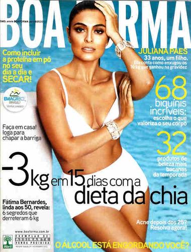 Boa Forma 311 * Juliana Paes * Fátima Bernardes Original