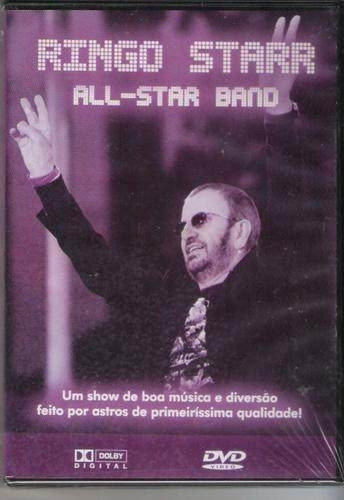Dvd  Ringo Starr, All-star Band Original