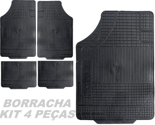 Tapetes Automotivos Jogo Chevrolet Gm Prisma 2013 2014 Original