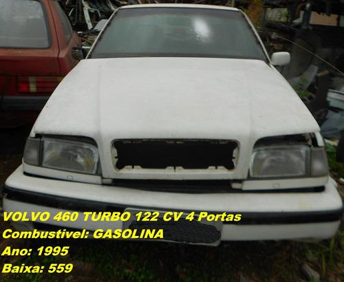 Fechadura Porta Volvo 460 Turbo 95 Diant L.d Ou L.e Original