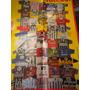 Poster Gigante Placar 50 Camisas Times Brasileiros