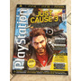 Revista Playstation Just Cause 3 Fallout 4 Overwatch I518