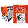 Box Diário De Um Banana Lacrado Poster Volume 11