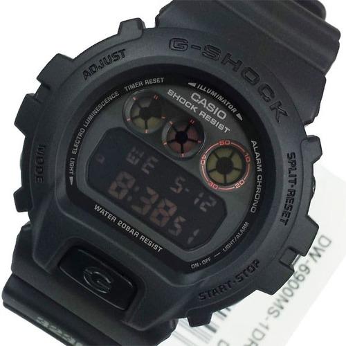 a8340f4e439 Comprar Relógio Casio G Shock Dw 6900 Ms 1dr Preto Padrão Digital - Apenas  R  489