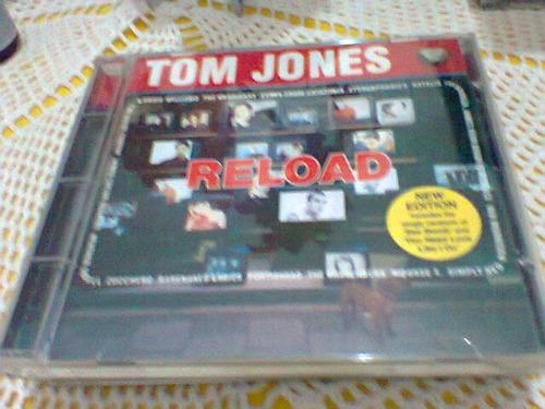 Cd Tom Jones / Reload   -1999-