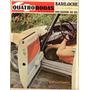 Quatro Rodas Nº82 Maio 1967 Teste Do Karmann Ghia