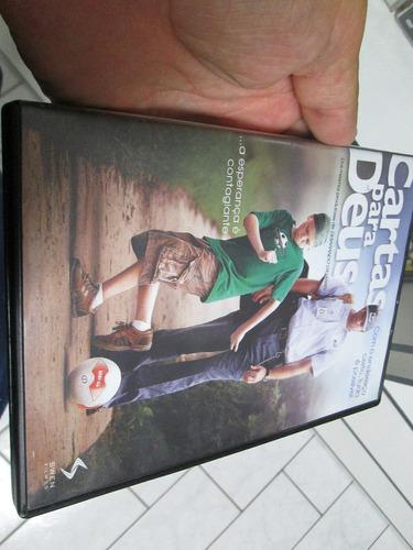 Dvd Cartas Para Deus - Fotos Reais Do Produto Original