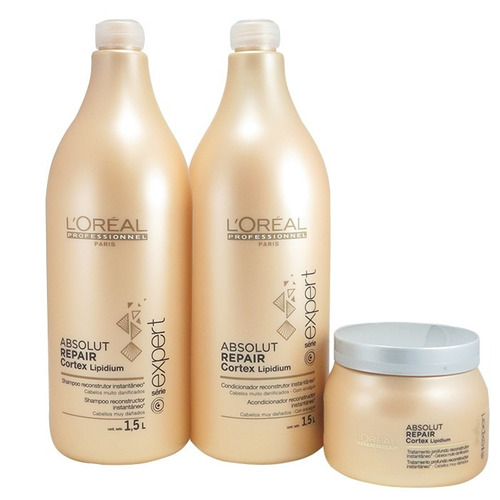 Loreal Absolut Repair Lipidium Kit Nº1