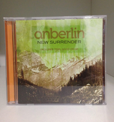 Anberlin - New Surrender Original