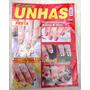 Revista: Almanaque Unhas Nº 2 Modelos Com Strass Glitter