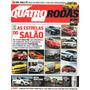 Quatro Rodas Nº609 Gol Rallye Audi A8 Siena Voyage 207 Linea