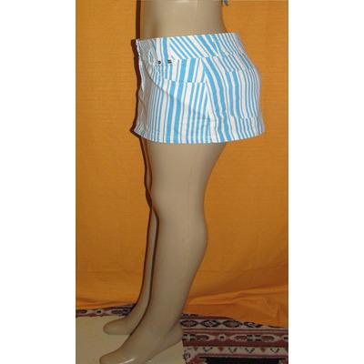 Mini Saia Jeans Feminina Tam.40 C/strech Marca Brenda Cx3 em Campo Largo