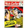 Revista Nick Carter Nº 1 (anos 50) Histórias Policiais