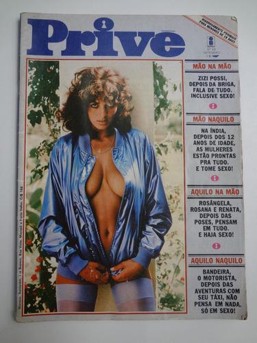 Revista Privé Nº 28 Original