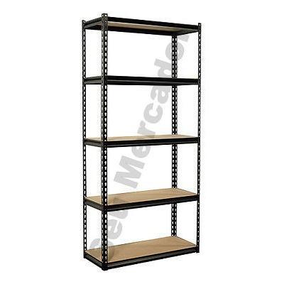 Bancada de trabalho ferro com madeira vira mesa ou estante for Kit da garage stand alone