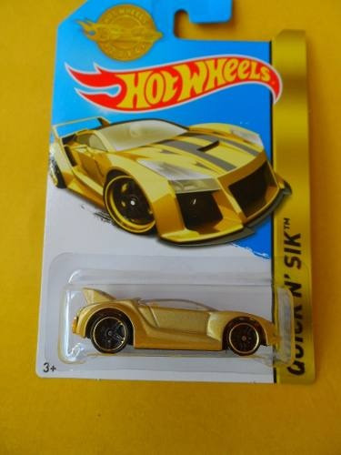 Hotwheels - Quick N Sik 2014 Ediçao Especial - Hot Wheels$