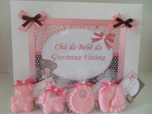 165 Lembrancinhas Maternidade Ou Chá De Bebê Original