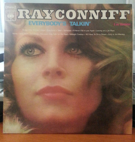 Ray Conniff  Everybody