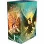 Box Percy Jackson E Os Olimpianos (5 Volumes) Nova Capa