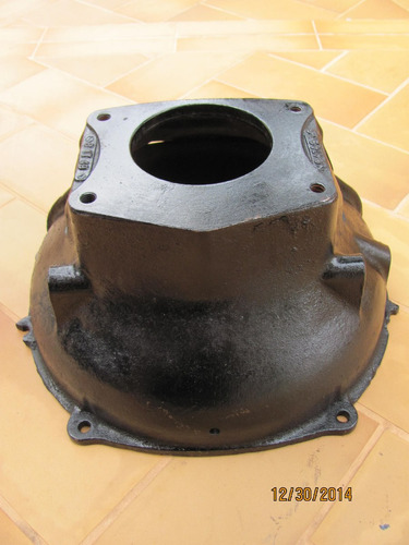 Caixa Seca Jeep Willys Ford 4cc-mb, Gpw, M38, Cj2, Cj3, Cj3b Original
