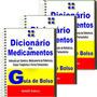 Dicionário De Medicamentos Genéricos E Referência 3 Por 2