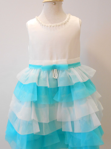 Vestido Frozen  Inspired Original
