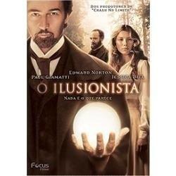 Dvd O Ilusionista -  Lacrado Original