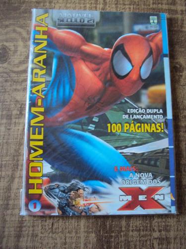 Marvel Século 21 # 01 Ao 04 - Homem-aranha - Panini Original