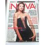 Revista Nova Luana Piovani Modelo Masculinos Casais Famosos