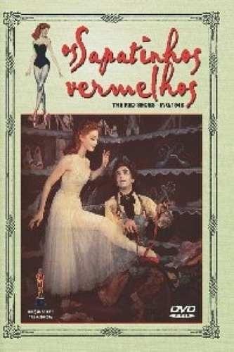 Dvd Os Sapatinhos Vermelhos 1948 Original