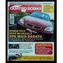Revista Quatro Rodas 449 Dez/97 Honda civic Golf Gol Astra