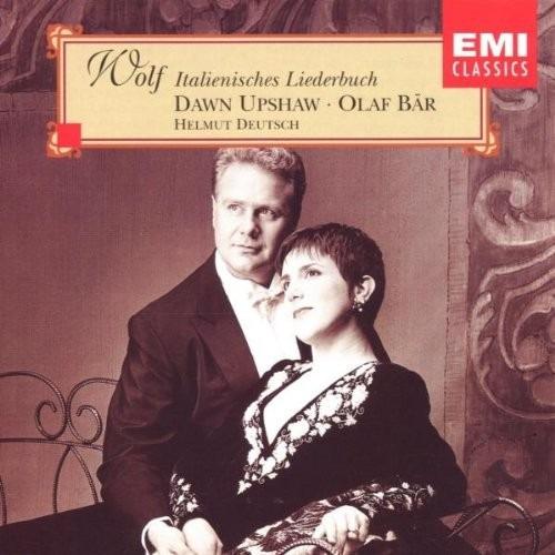 Cd Hugo Wolf - Italienisches Liederbuch - Upshaw - Bar Original