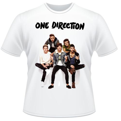 Camiseta One Direction